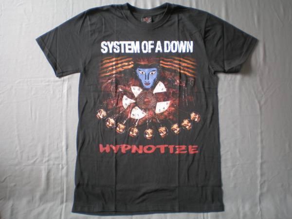 バンドTシャツ  システム・オブ・ア・ダウン  新品 M