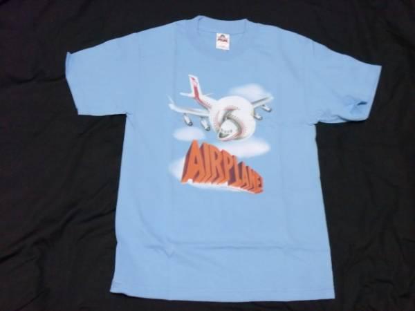 AIRPLANE フライングハイ Tシャツ S バンドT ケンタッキー 映画Tシャツ コンサートグッズの画像