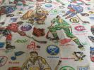 ビンテージ!NHL アメリカ ナショナルホッケーリーグのシーツ