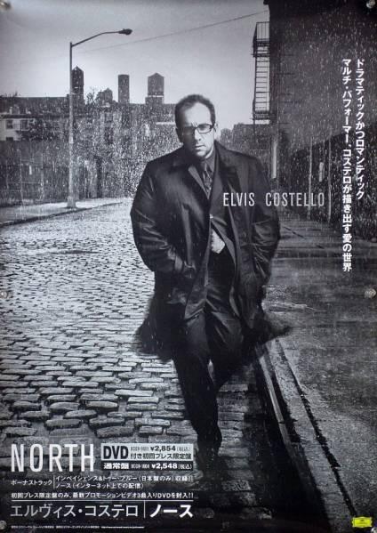 ELVIS COSTELLO エルヴィス・コステロ B2ポスター (1J12015)