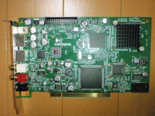 C003-02 Canopus製MPEGエンコーダ/デコーダ MVR-D4400_画像1