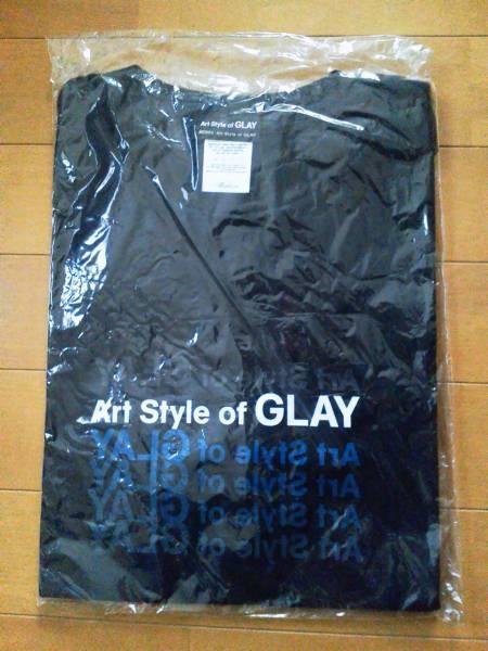 ◆◇◆Art Style of GLAY 限定Tシャツ① 新品 Mサイズ◆◇◆