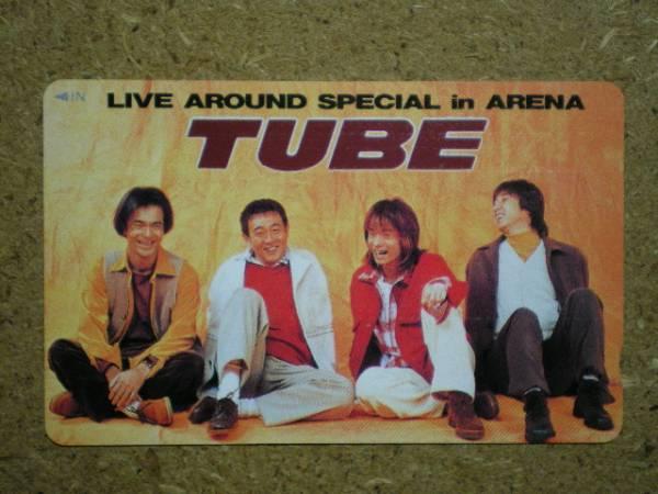 tube・チューブ TUBE テレカ i