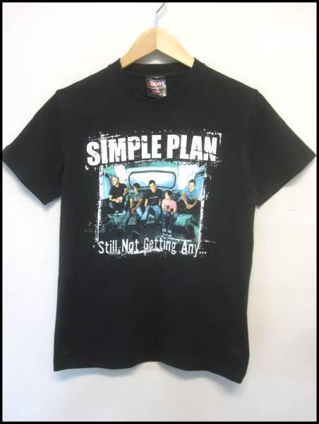 【送料250円可!】SIMPLE PLAN/シンプルプラン◆Tシャツ◆S
