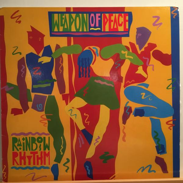 ●Weapon Of Peace/Rainbow Rhythm●メロウUKレゲエ!_画像1
