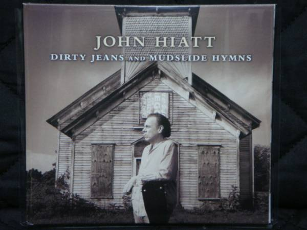 john hiatt ジョン・ハイアット dirty jeans and mudslide hymns_画像1