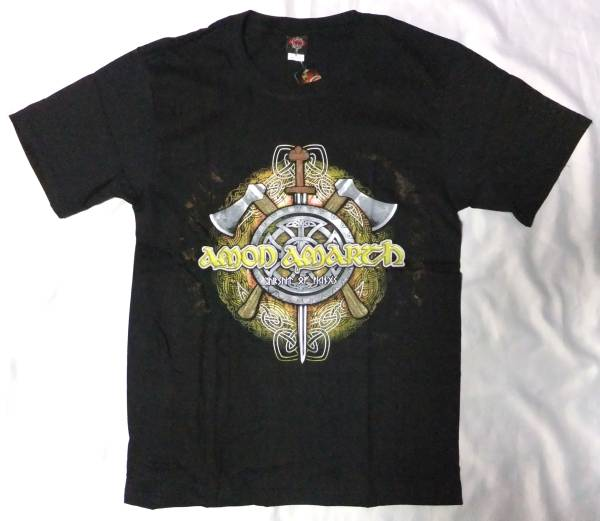 即決M★アモン・アマース (Amon Amarth)★Tシャツ★
