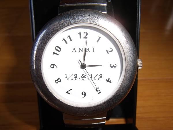 杏里 ANRI 1/2&1/2 購入特典 腕時計 CD付
