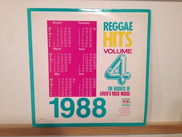 ■VA/Reggae Hits 4■謎ラバーズコンピのみアーバンLOVERS!_画像1