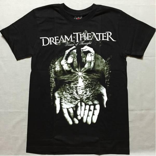 バンドTシャツ  ドリーム シアター(DREAM THEATER) 新品L