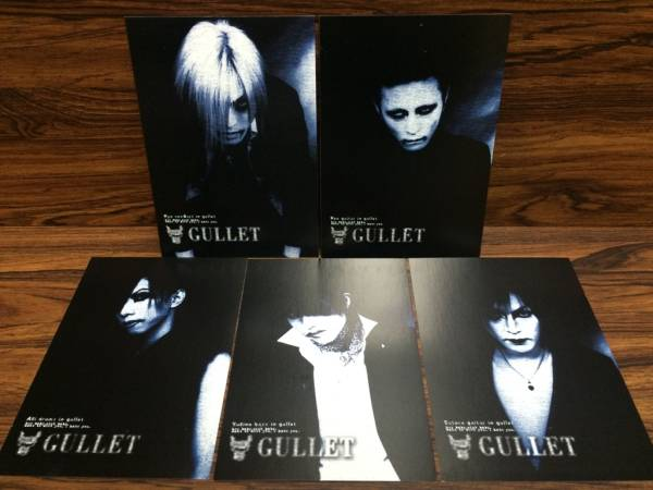 GULLET ガレット◆グッズセット/サインlynch. KEEL Kein deadman