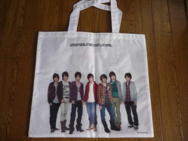350円~☆NYC boys☆写真プリント☆バッグ☆ジャニーズ NYC 2010
