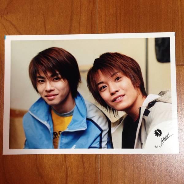即決¥1000★関ジャニ∞ 公式写真 1688★渋谷すばる Jr.時代 貴重 Jロゴ