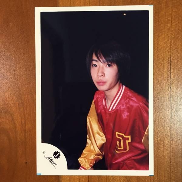 即決¥2000★嵐 公式写真 2149★相葉雅紀 貴重 Jr.時代 Jロゴ