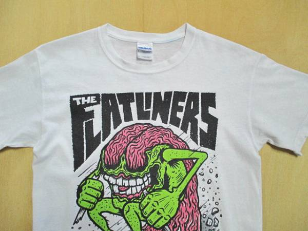 FAT WRECK CHORDS THE FLATLINERS バンドTシャツ OPERATION IVY Hi-STANDARD
