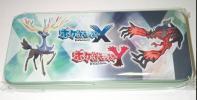 ポケットモンスター X Y ヤマダ電気 特典 缶ペンケース 新品