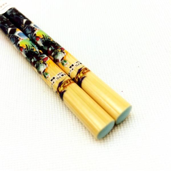 新品 日本製 子供用 木製 箸 はし 仮面ライダー ブレイド 16.5cm_画像3