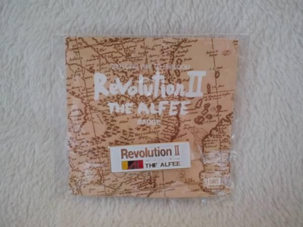 【即決】1990 LONG WAY TO FREEDOM RevolutionⅡ THE ALFEE アルフィー 送料120円