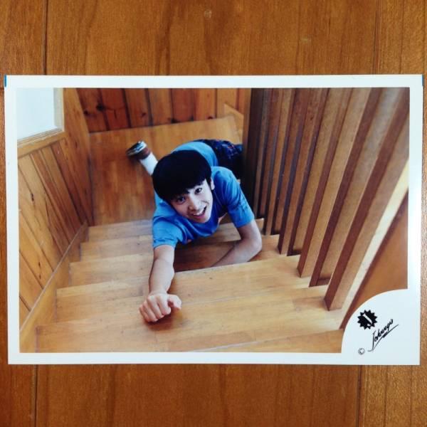即決¥1500★公式写真 1712★生田斗真 Jr.時代 初期 幼い 貴重 Jロゴ