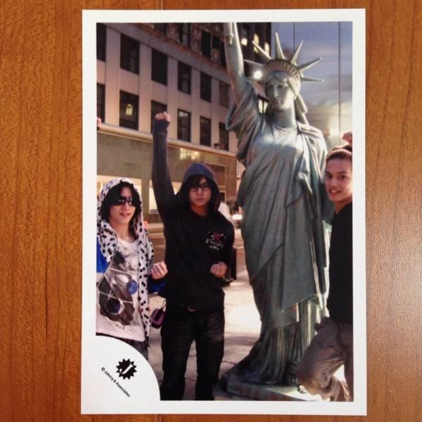 即¥1000★NYC 公式写真1926★山田涼介 知念侑李 中山優馬Jロゴ
