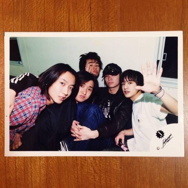 難有り※即決¥1000★嵐 公式写真 1995★大野智 Jr.時代 Jロゴ