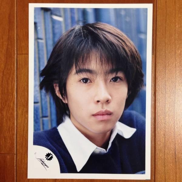 即決¥2000★嵐 公式写真 2006★相葉雅紀 幼い Jr.時代 Jロゴ