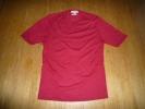 xxx0660xxx - トゥモローランドtricotトリコット半袖ニットセーターTシャツM赤
