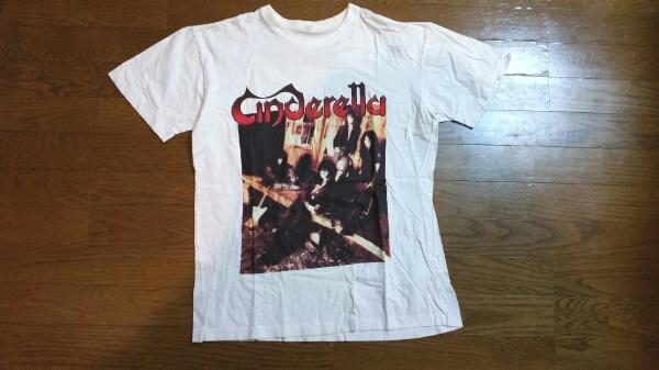 CINDERELLA90-91カウントダウン日本公演Tシャツ!GUNS N' ROSES