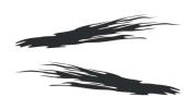 A 0 スプラッシュKタイプ ステッカー 【検索 セナ ヘルメット 1/18 京商 オートアート ハーレー フェラーリ BMW】+2