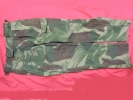 未使用 ローデシア軍 実物 初期 デニム 迷彩パンツ パンツ 南アフリカSAS