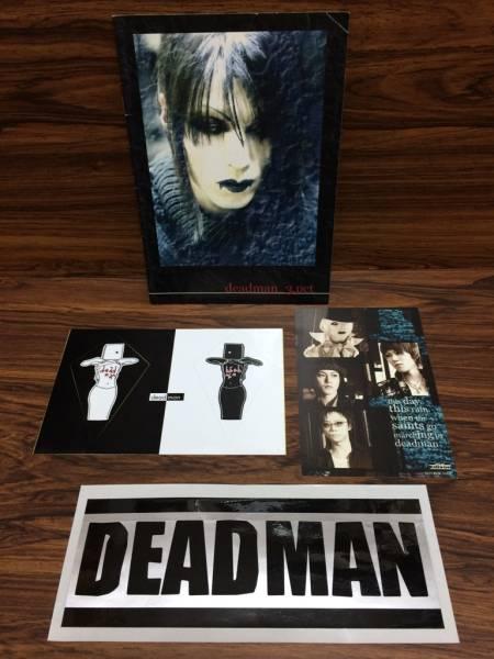 deadman◆FC会報&グッズセット/kein/the studs/lynch. CD