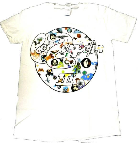 即決!LED ZEPPELIN Tシャツ Sサイズ 新品未着用【送料164円】