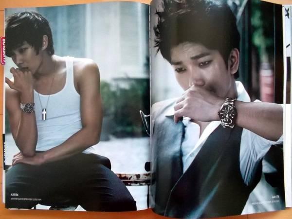 [MBLAQ イ・ジュン] 韓国雑誌切り抜き8P/2011年 ライブグッズの画像