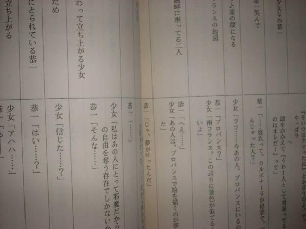 台本【BOYS BE・・・ 第13話】イタバシマサヒロ/玉越博_画像2