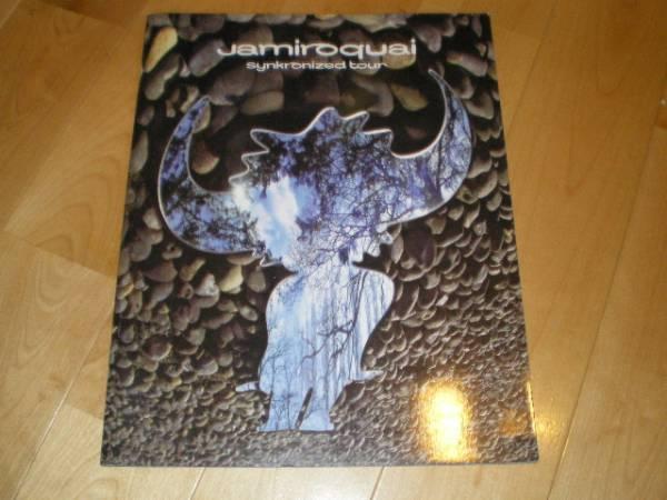 ジャミロクワイ/'99-00'Synkronized/ツアーパンフレット