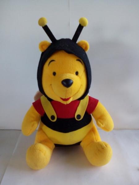 D2300♪Disneyくまのプーさん ハチ コスチュームぬいぐるみ ディズニーグッズの画像