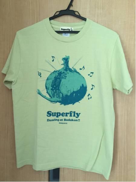 Superfly Dancing at Budokan!! Tシャツ サイズS スーパーフライ ライブグッズの画像