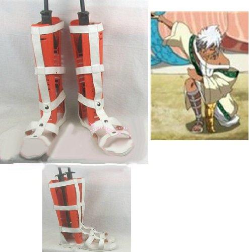 マギ  MAGI  シャルルカン  用ブーツ、靴 *D082 グッズの画像