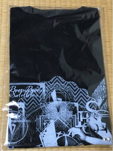 BOOM BOOM SATELLITES Vネック Tシャツ XL 新品 グッズ DVD
