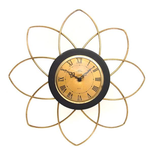 送料無料 アンティークウォールクロック UNKNOWN/ヴィンテージ壁掛け時計アメリカ製usa製ミッドセンチュリーモダン昭和レトロ北欧50s60s70s_画像1