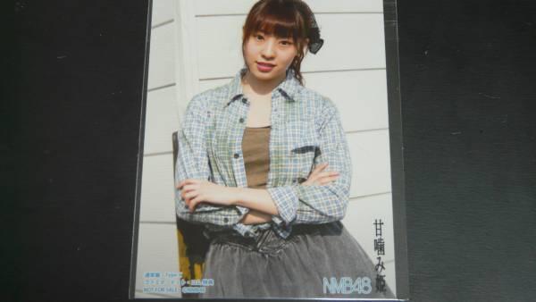 NMB48甘噛み姫タイプCファミマ・ドット・コム店特典 藤江れいな_画像1