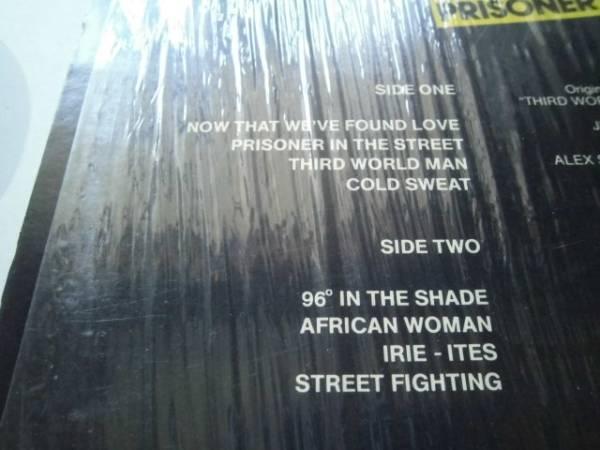 美品放出!Third World/Prisoner In The Street/o'jays/heavy d_画像3