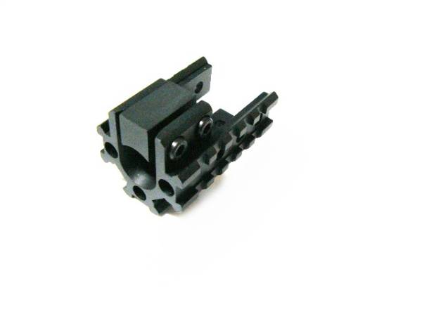 M16系バレル取付3サイドレイルマウント20mm拡張レール[新品]d m4 m16_画像2