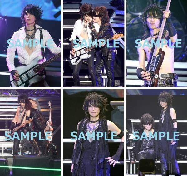 HEATH 『X JAPAN JAPAN TOUR』生写真
