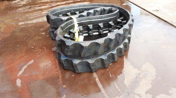 ゴムクローラー 180×34×72 1本 新品 運搬機 キャリーダンプ 作業車 築水 モロオカ _画像2