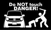 送料無料!!Do NOT touch N-ONE☆ステッカー