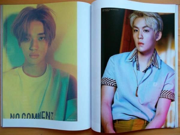 [TEENTOP]韓国雑誌切り抜き14P/(C)2015年7月号 ライブグッズの画像
