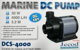 ★ 安心1ヶ月保証 全国送料込  全国使用可能 最新型 DCポンプ Jebao 現行品 最新型 静音 省エネ DCS4000