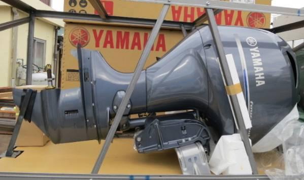 ヤマハ船外機4ストF115Xトランサム・未使用品(条件付き)_画像1