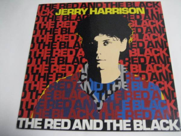 ☆Jerry Harrison/The Red And The Black☆SLO-MO NW DISCO!_画像1